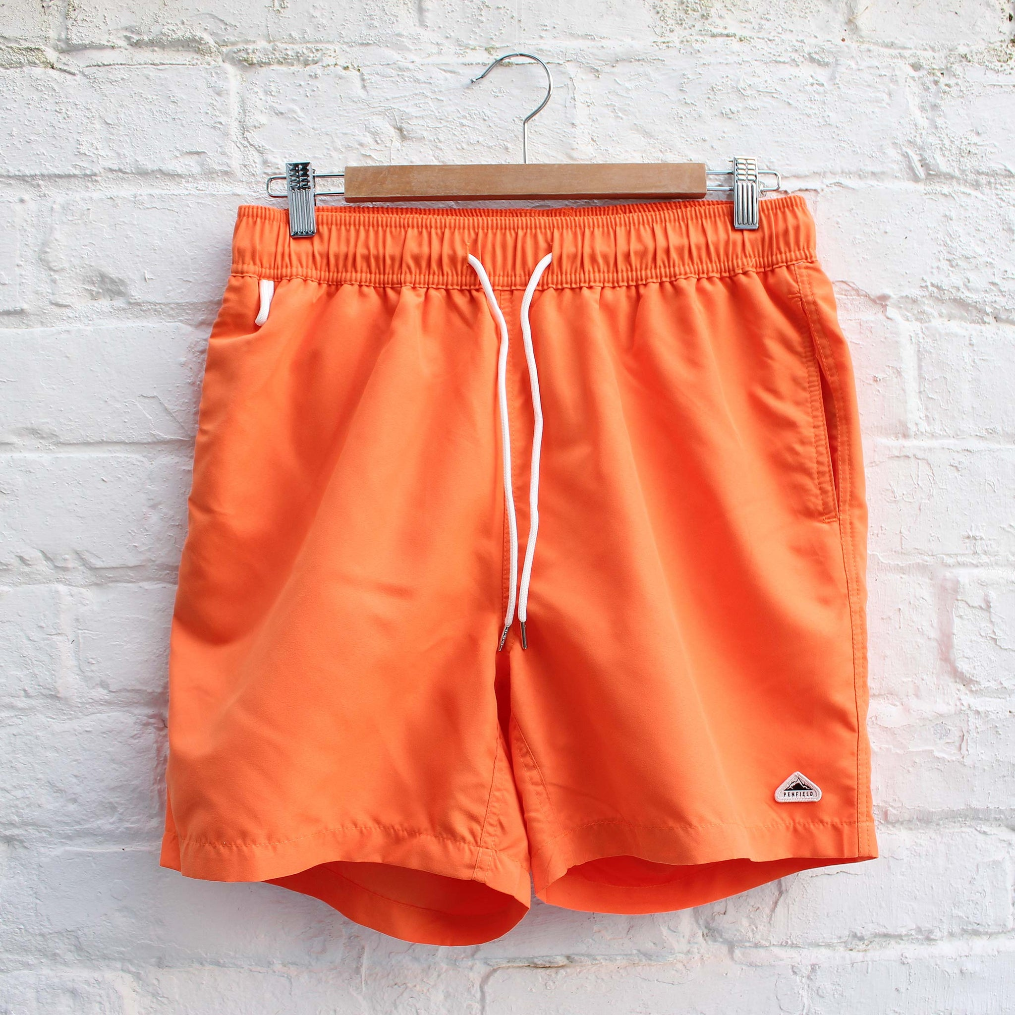Penfield Seal Shorts - Orange