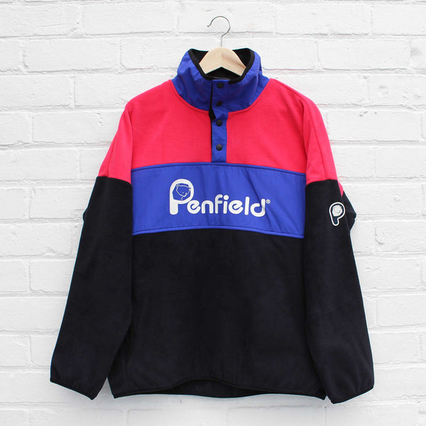Penfield Sharma Fleece Raspberry