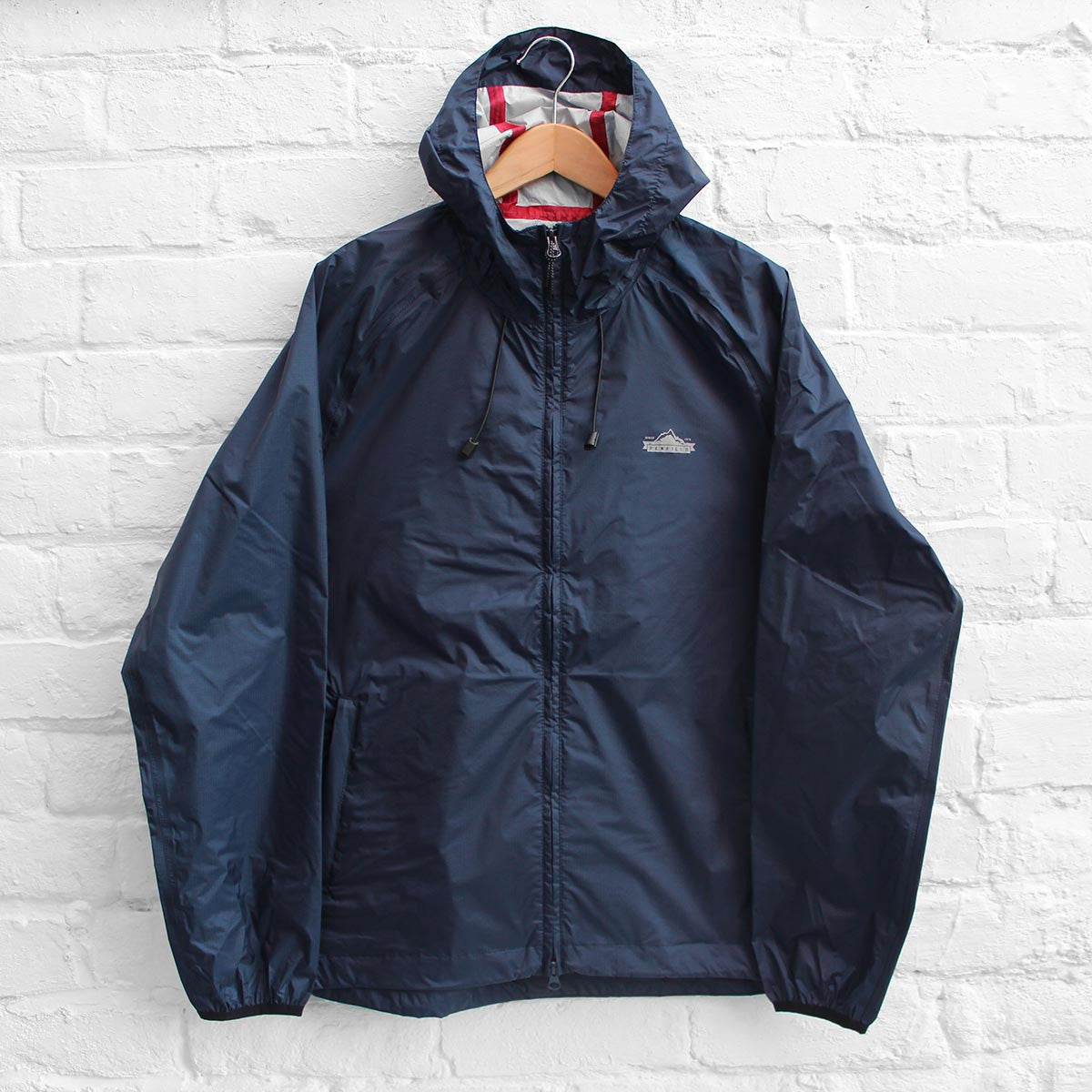 Penfield Travel Shell Jacket Navy