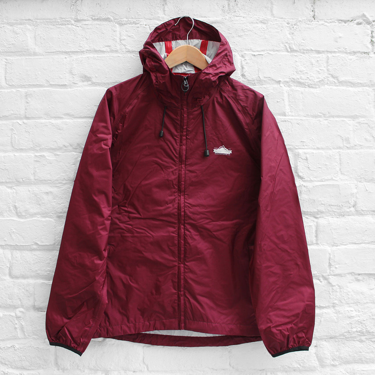 Penfield Travel Shell Jacket Cordovan