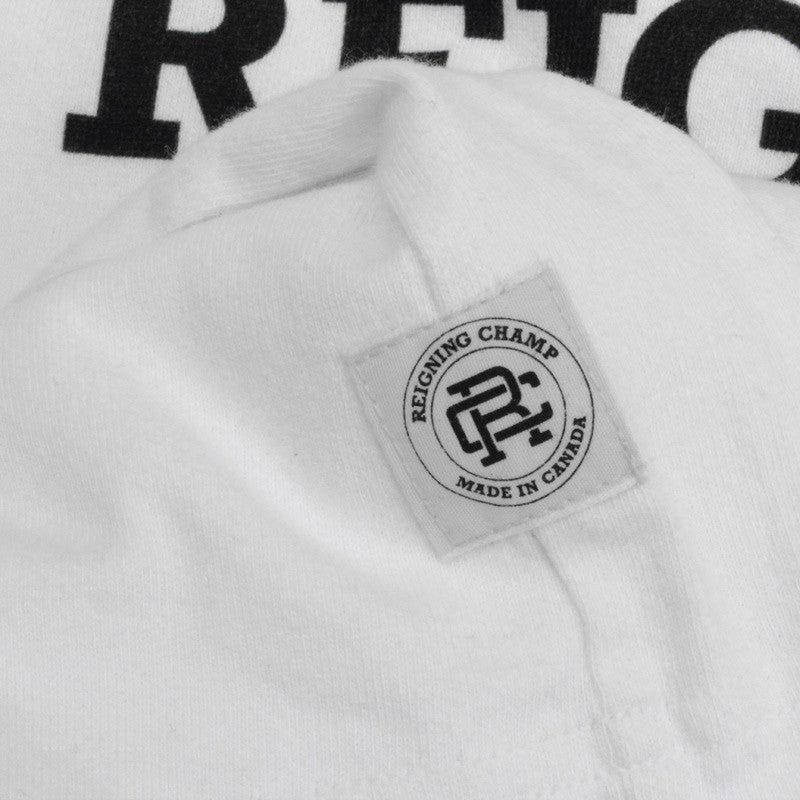 Reigning Champ Ribbon T-Shirt