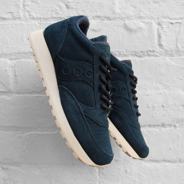 Saucony Jazz Original Suede Navy