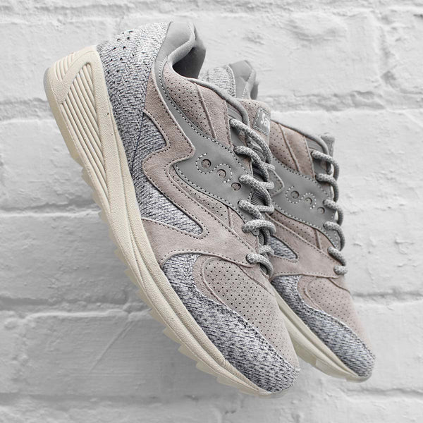 Saucony Grid 8000 Dirty Snow Pack Grey