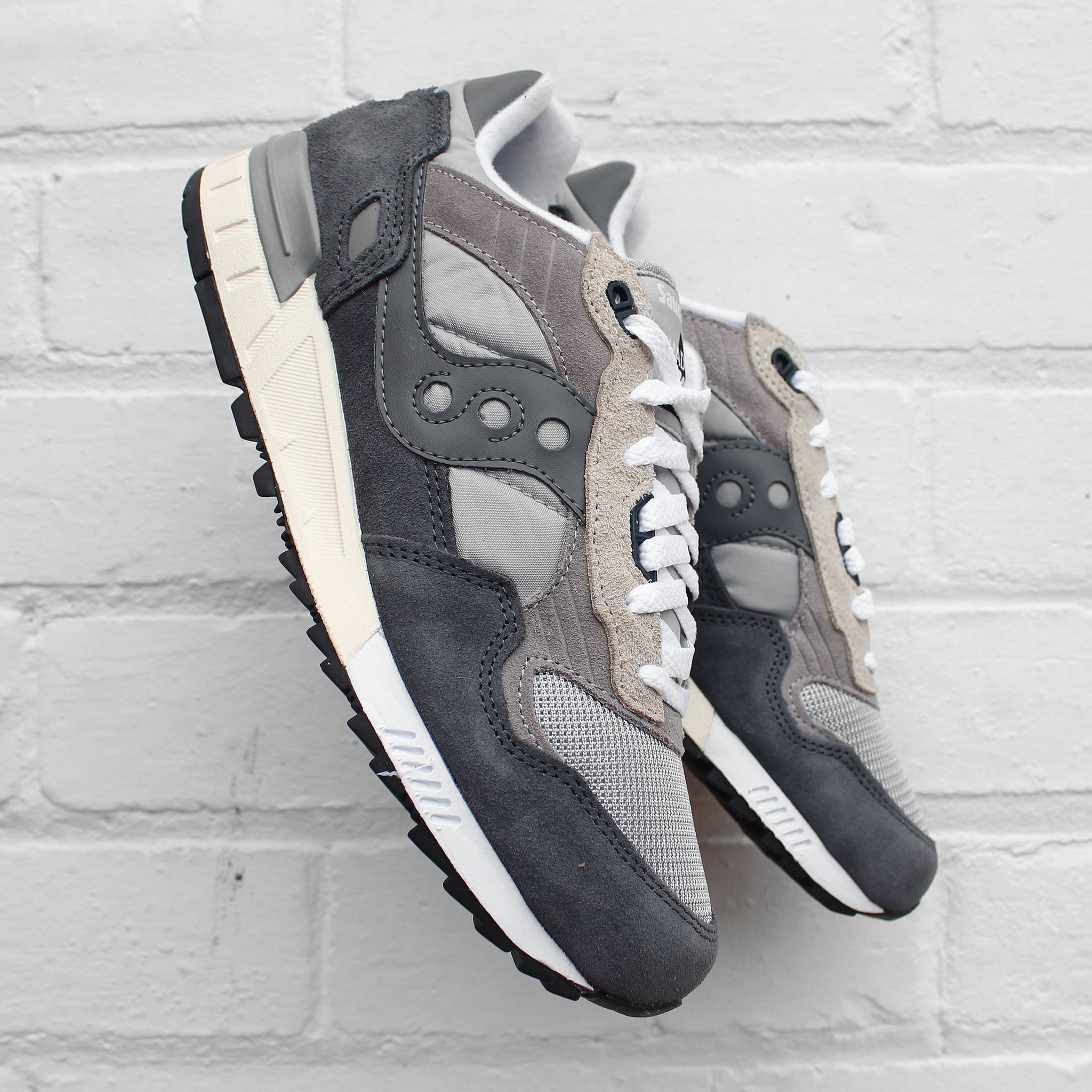 Saucony Shadow 5000 Vintage Grey/Ebony