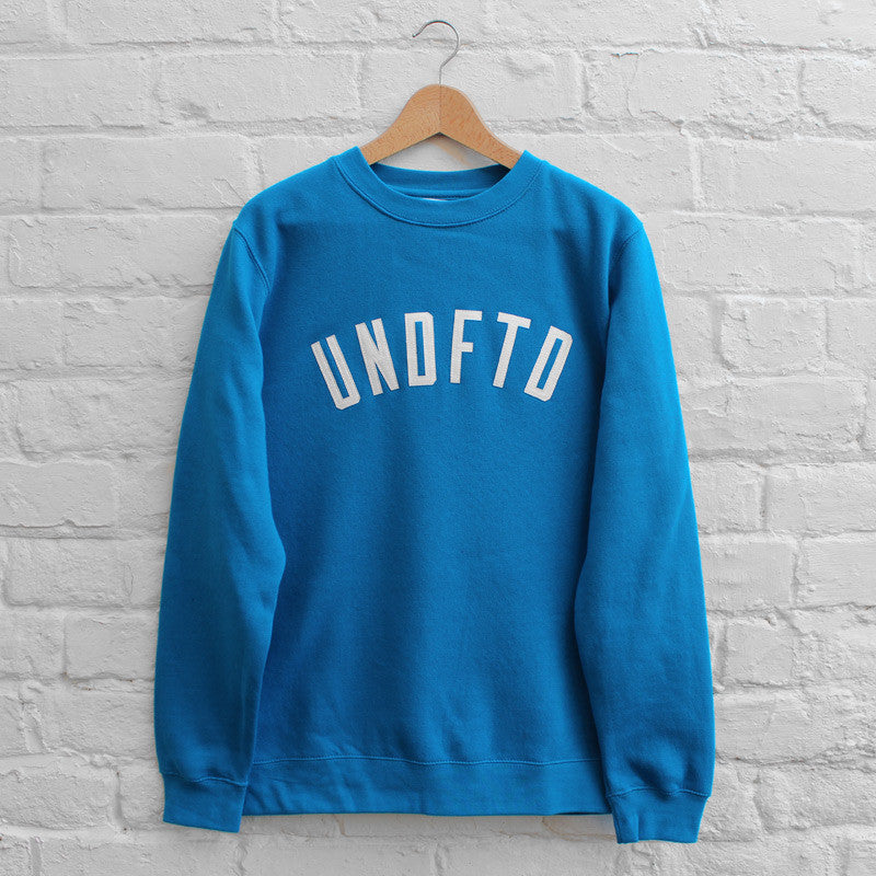 UNDFTD ARC Crew Royal
