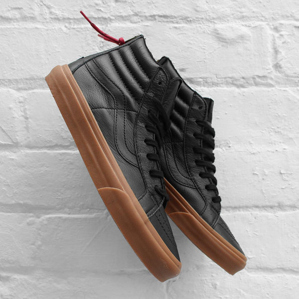 SK8-Hi Reissue Zip (Hiking) Black/Gum