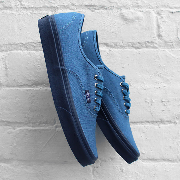 Vans C&D Authentic Blue Ashes/Parisian Night