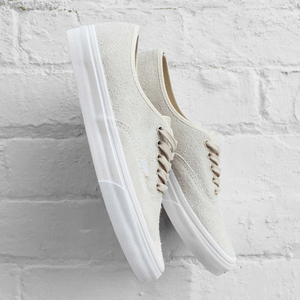 Vans Authentic Hairy Suede Turtledove