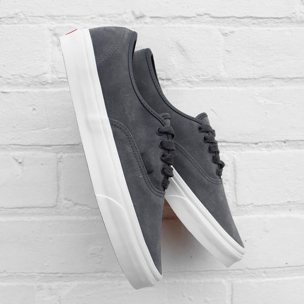 Vans Authentic Soft Suede Ebony