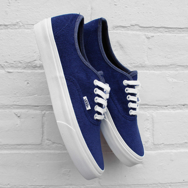 Vans Authentic Terry Medieval Blue