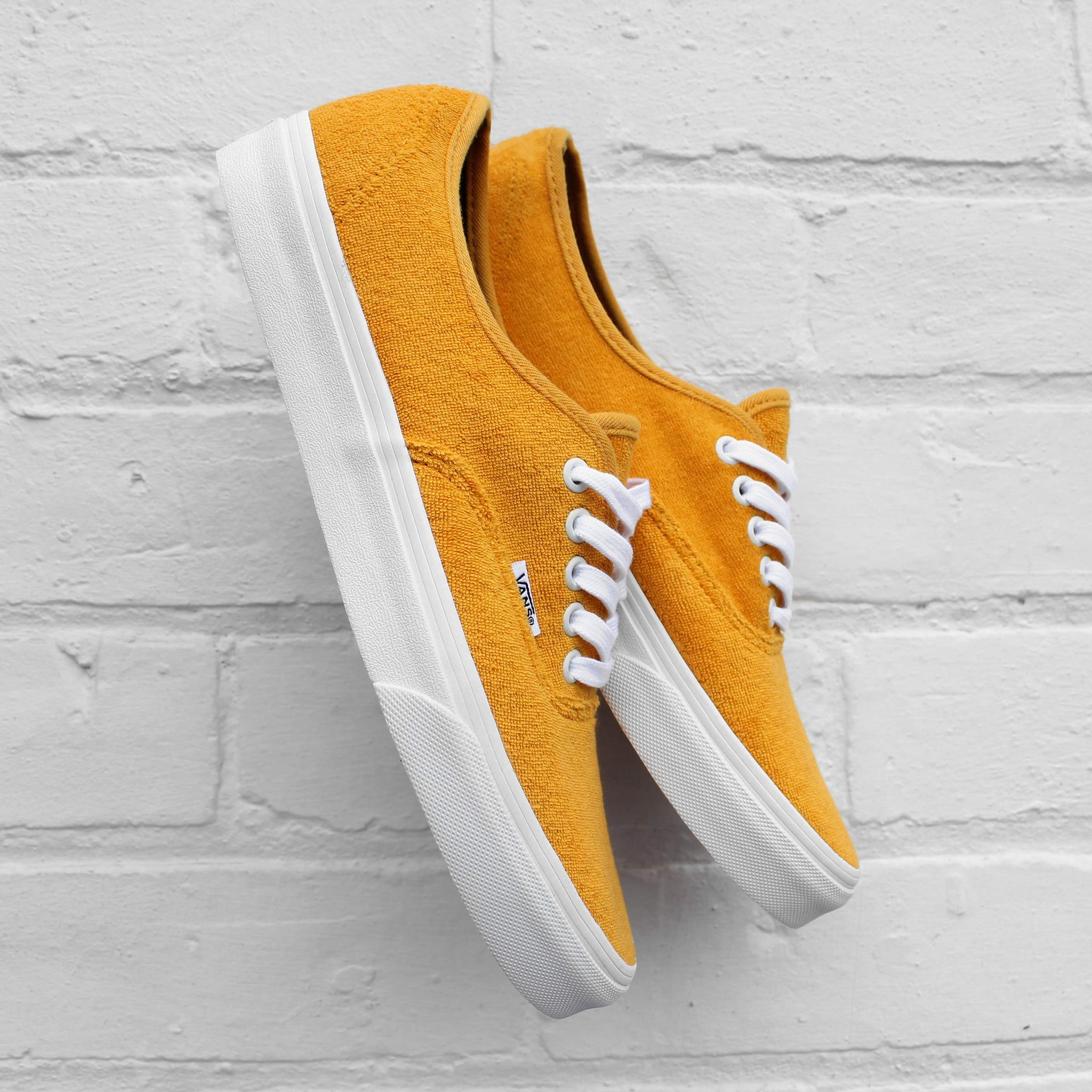 Vans Authentic Terry Sunflower