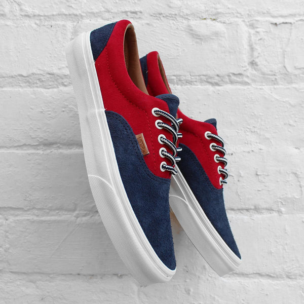 Vans Era (Suede & Cord) Parisian Night