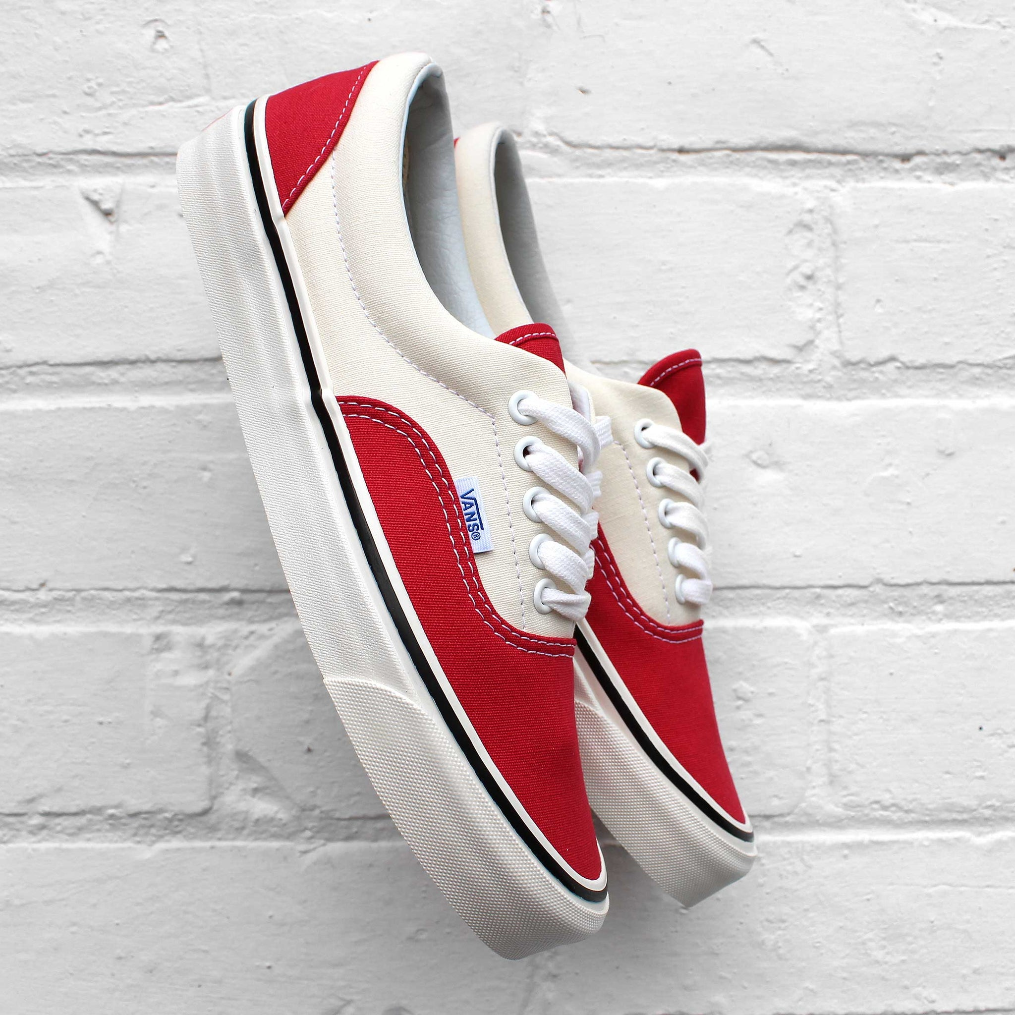 be570f42fb Vans Era 95 DX (Anaheim Factory) - OG Red OG White – FUSShop