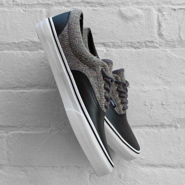 Vans Era (Wool & Leather) Excalibur / Black