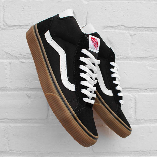 Vans Mid Skool 37 (Power Pack) Black/Gum