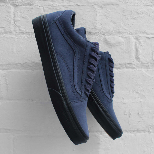 Vans Old Skool (Suede)  Navy/Black