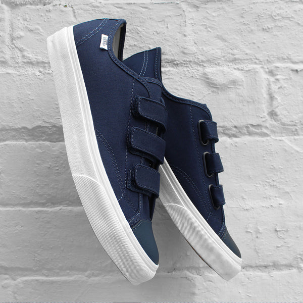 Vans Prison Issue Dress Blues / True White
