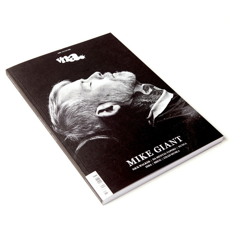 Very Nearly Almost Magazine Issue 28 Mike Giant