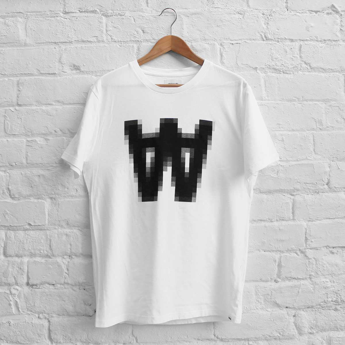 Wood Wood Pix T-Shirt White