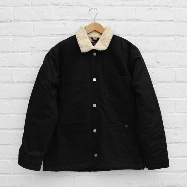 Wood Wood Gavin Jacket Black