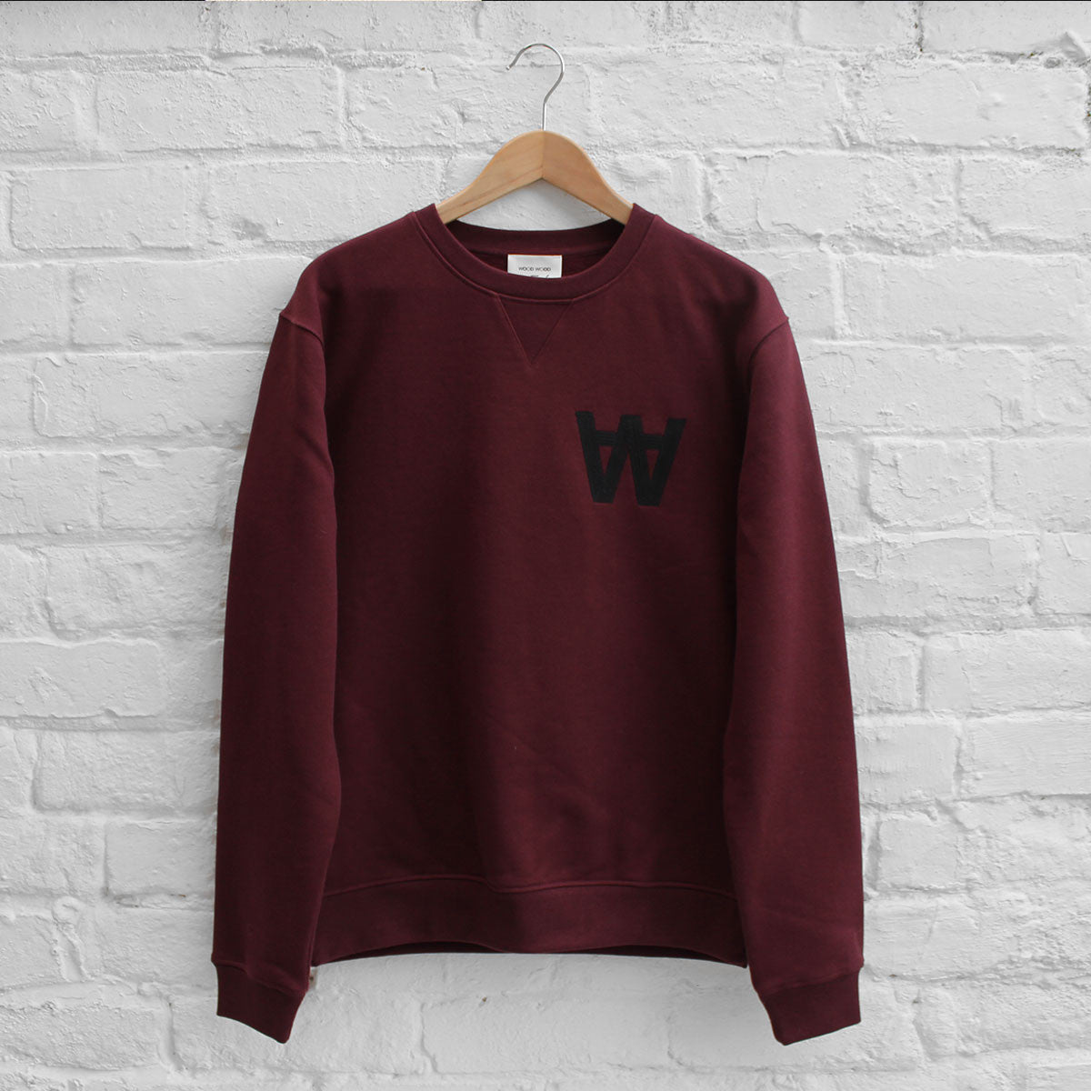 Wood Wood Houston Sweatshirt Port Royale