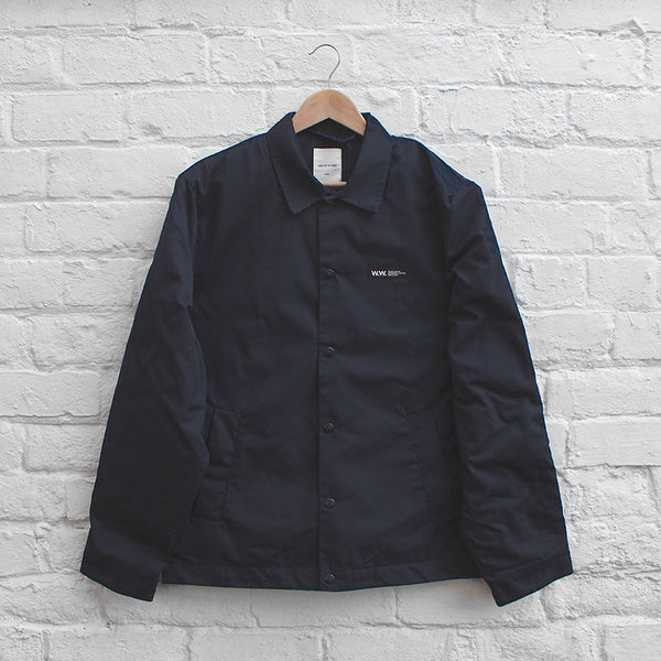 Wood Wood Kiefer Jacket Navy