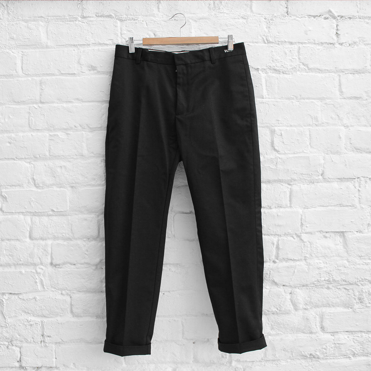 Wood Wood Tristan Trousers Black