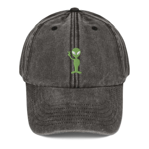 Vogue Shoes - Alien Peace Dad Hat - Vogue Shoes