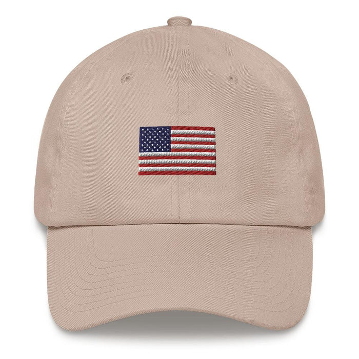 Vogue Shoes - American Flag USA Dad Hat - Vogue Shoes
