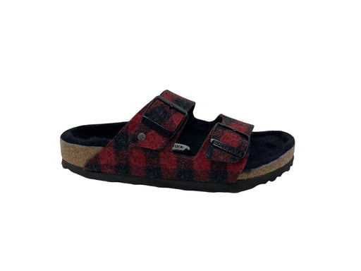 Birkenstock - Arizona Shearling - Vogue Shoes