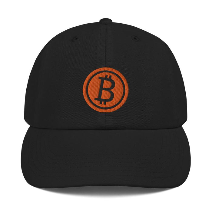 Vogue Shoes - Bitcoin Dad Hat - Vogue Shoes
