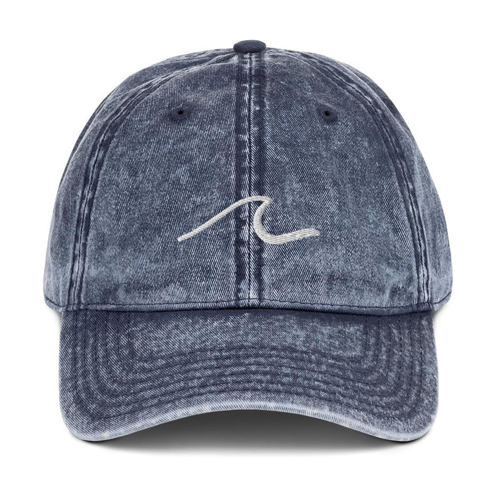 Vogue Shoes - Blue Wave Vintage Dad Hat - Vogue Shoes