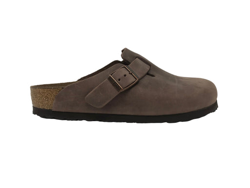 Birkenstock - Boston Soft Footbed - Vogue Shoes