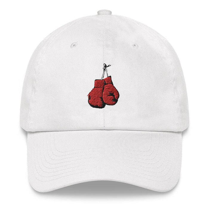 Vogue Shoes - Boxing Gloves Dad Hat - Vogue Shoes