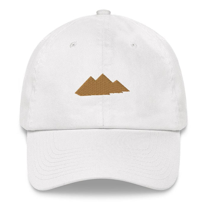 Vogue Shoes - Egyptian Pyramids Dad Hat - Vogue Shoes