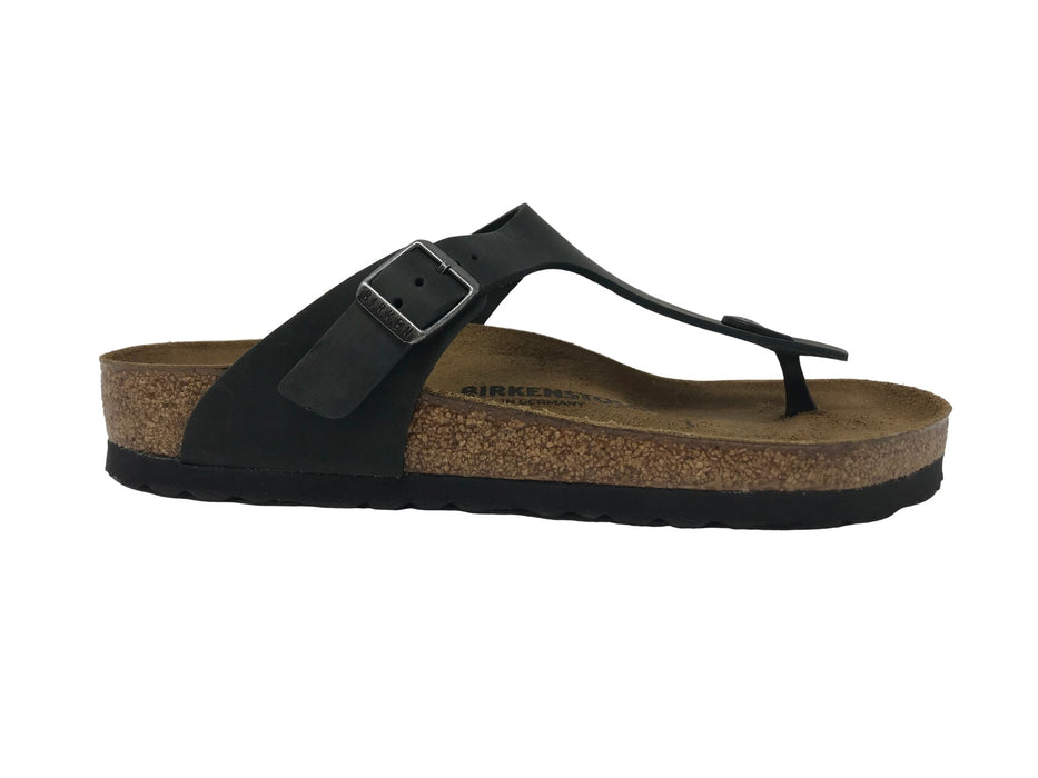 Birkenstock - Gizeh Classic Footbed - Vogue Shoes