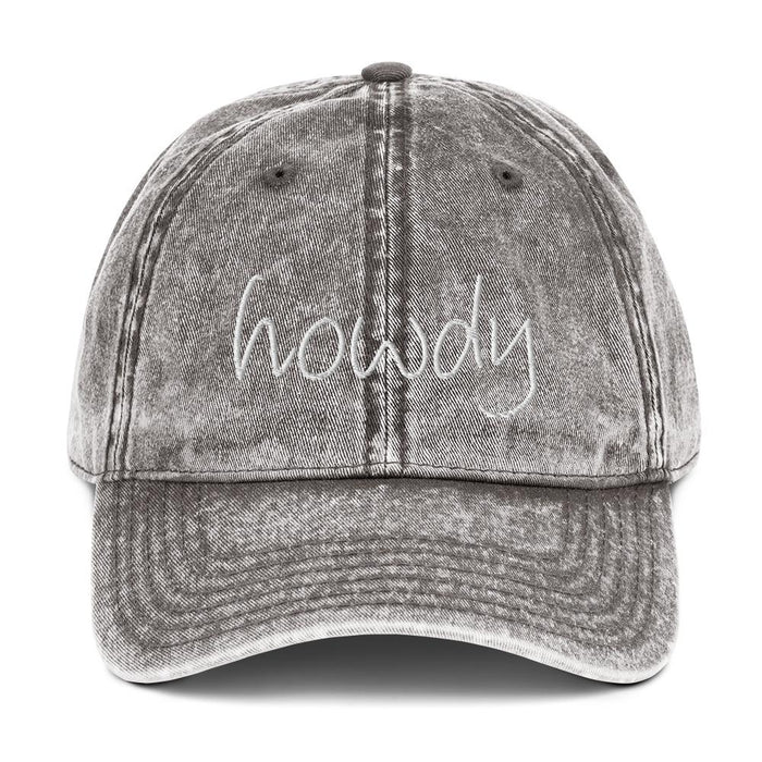 Vogue Shoes - Howdy Dad Hat - Vogue Shoes