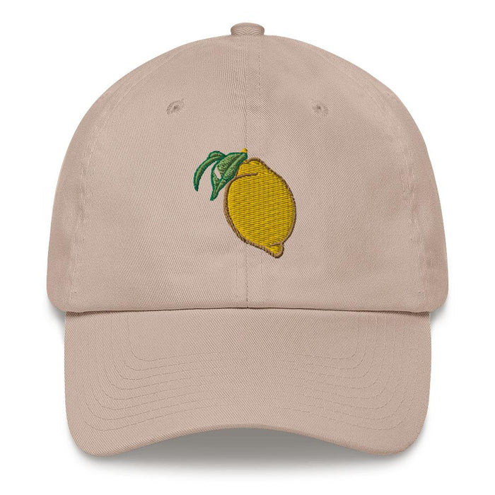 Vogue Shoes - Lemon Dad Hat - Vogue Shoes