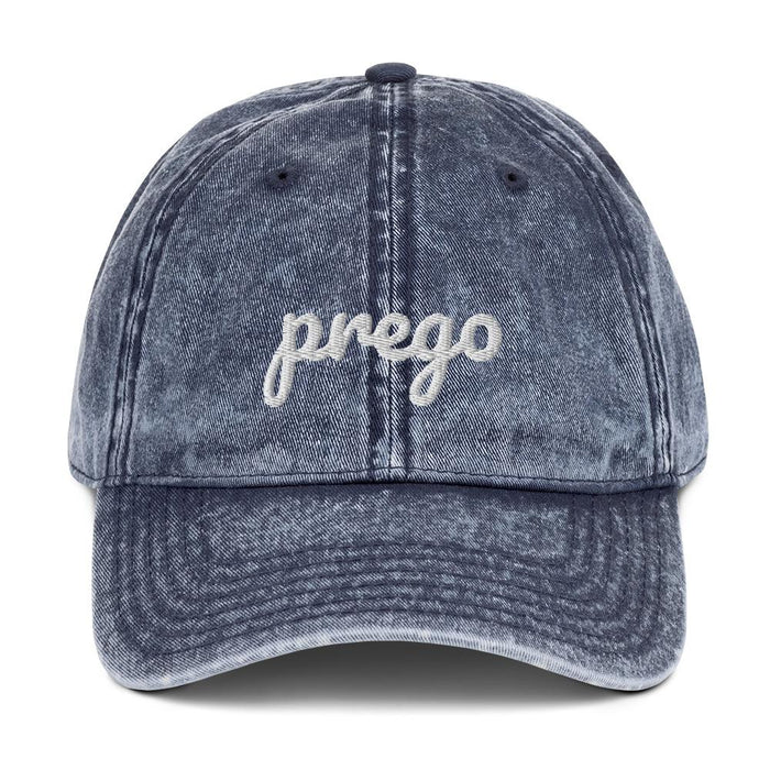 Vogue Shoes - Prego Dad Hat - Vogue Shoes