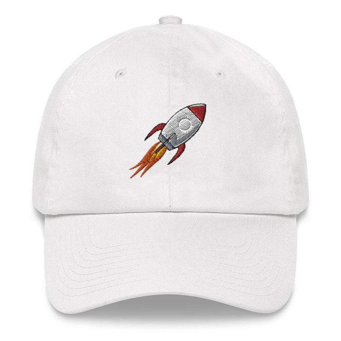 Vogue Shoes - Rocket Ship Dad Hat - Vogue Shoes