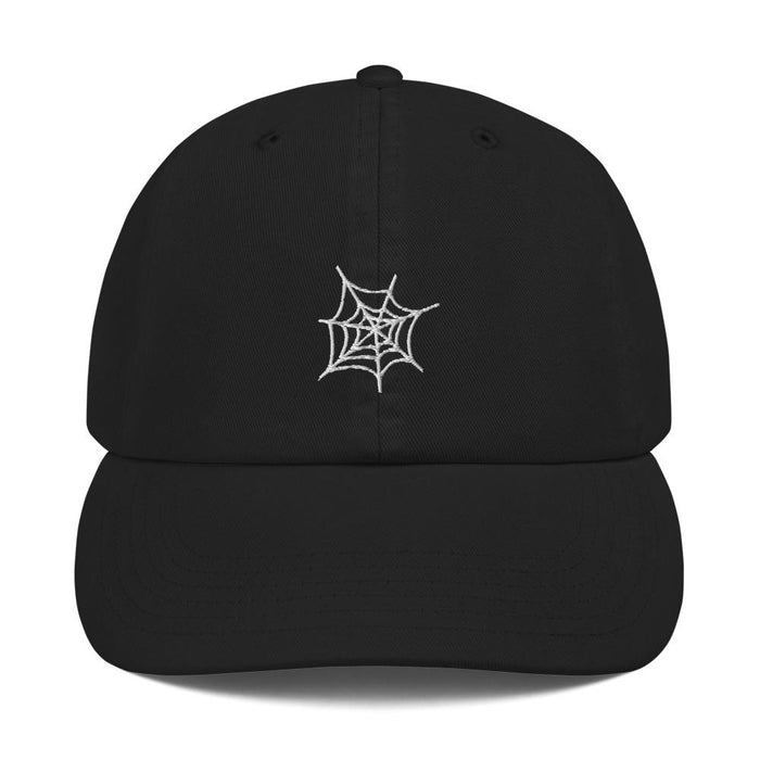 Vogue Shoes - Spider Web Dad Hat - Vogue Shoes