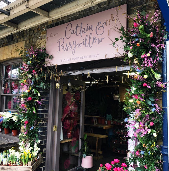 Over The Hedge: Our virtual flower shop is now OPEN!