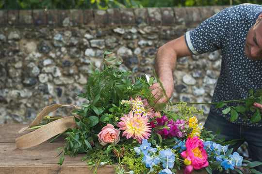Florist in Focus: Esteban