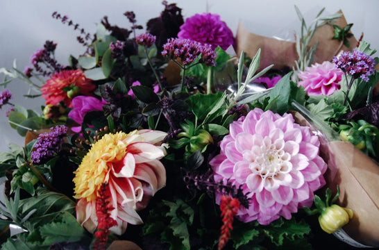 Beautiful British-Grown Bouquets