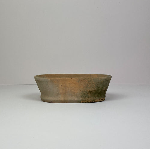 Medium Terracotta Oval Planter