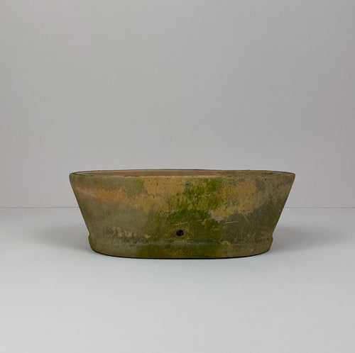 Large Terracotta Oval Planter