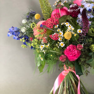 Festival Bridal Bouquet