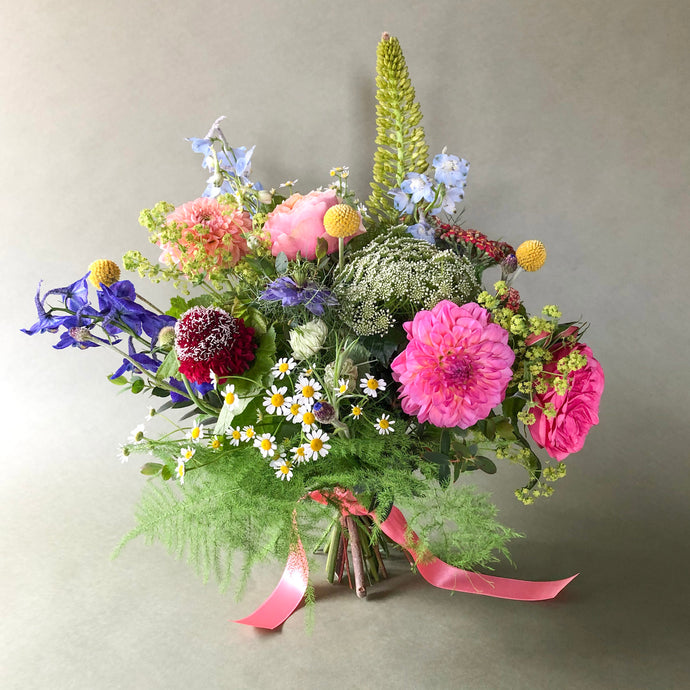 Festival Bridesmaid's Bouquet
