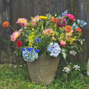Festival Bucket of Blooms