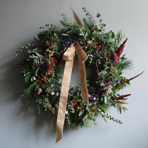 Saturday 30th November: Make Your Own Christmas Door Wreath